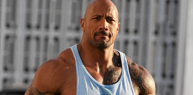 Dwayne 'The Rock' Johnson Workout Routine and Diet Plan