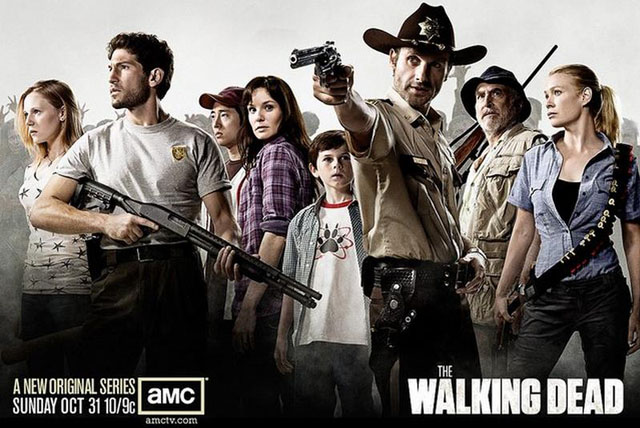 Eight things You Didn't Know About 'The Walking Dead'