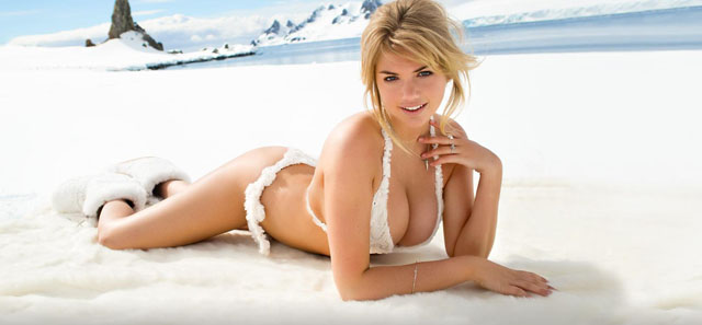 Kate Upton's Workout Routine for Sports Illustrated