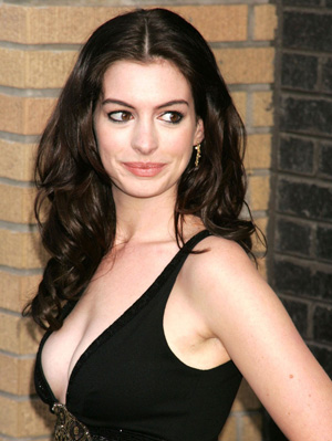 Anne Hathaway Celebrity Profile Picture