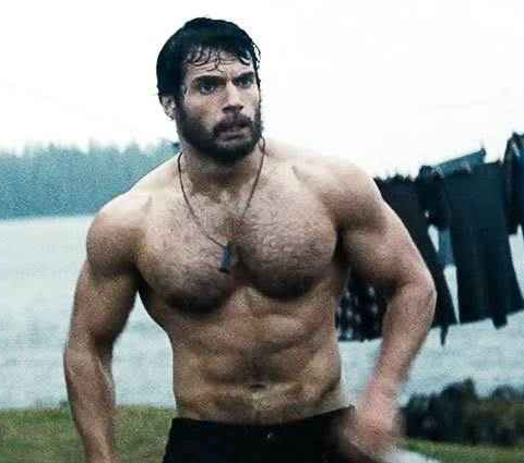 Henry Cavill Workout Routine For Man Of Steel Celebie