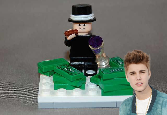 Justin Bieber has lavish spending habits