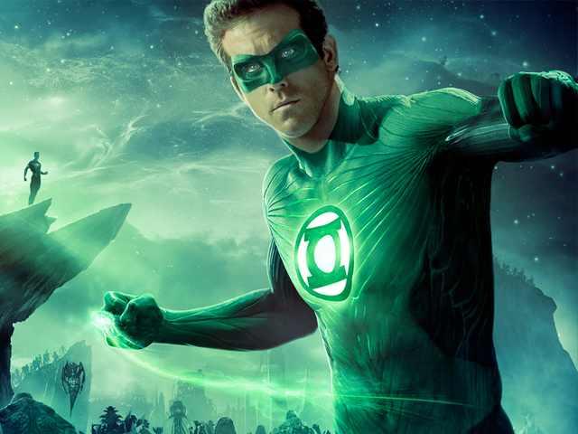 Ryan Reynolds as The Greenlantern