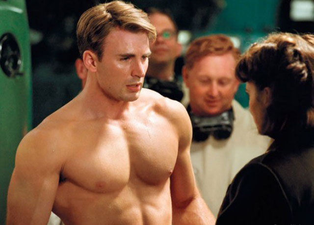 Chris Evans Diet Plan