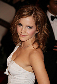 Emma Watson - Metropolitan's Museum of Art Costume Institute Gala Benefit for the opening of the new exhibit 'American Woman: Fashioning A National Identity, New York City, 05/03/2010