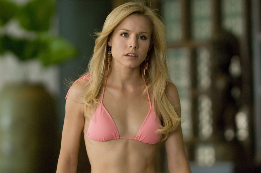 Kristen Bell Workout Routine