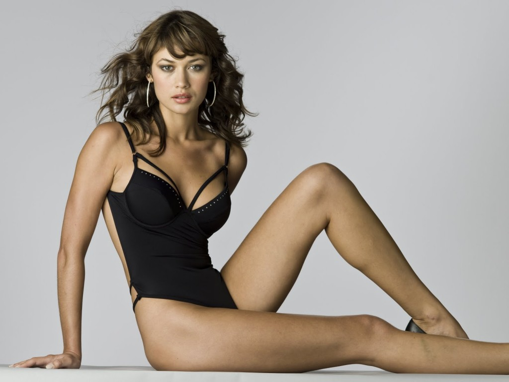 Olga Kurylenko Workout Routine