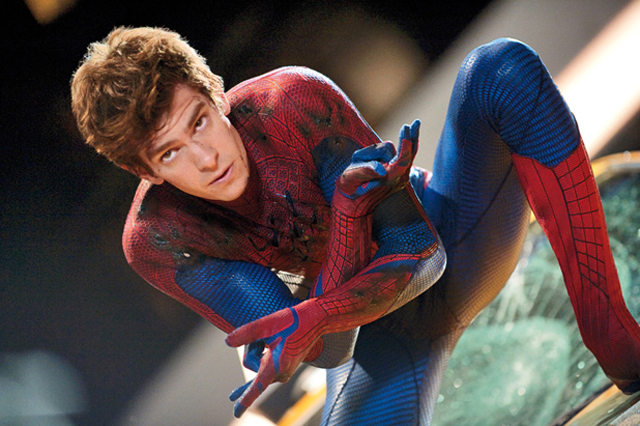 Andrew Garfield Workout Routine for The Amazing Spider-Man 2