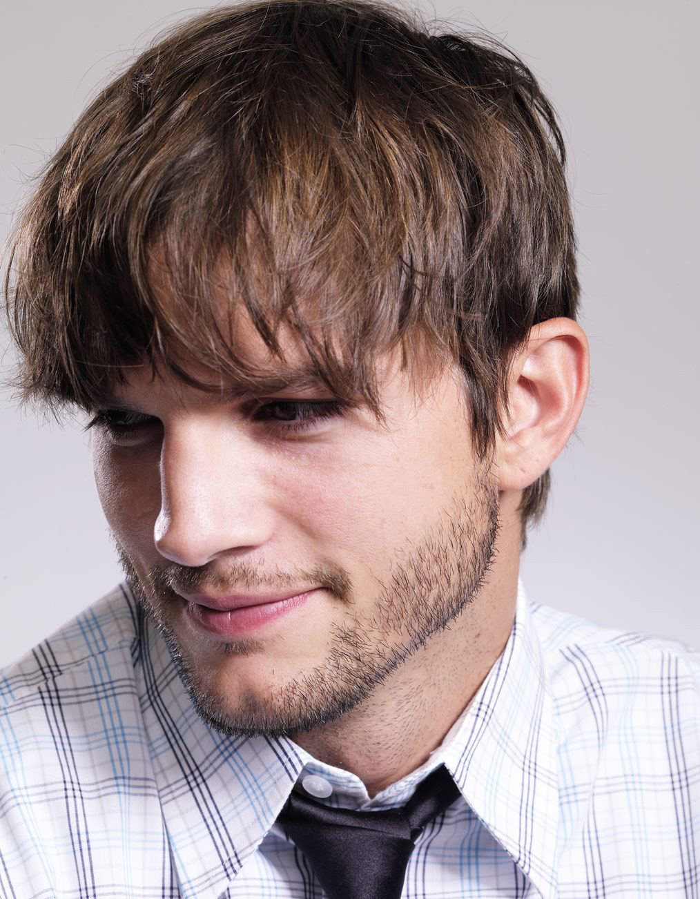 Ashton kutcher nose job plastic surgery before and after for The ashton