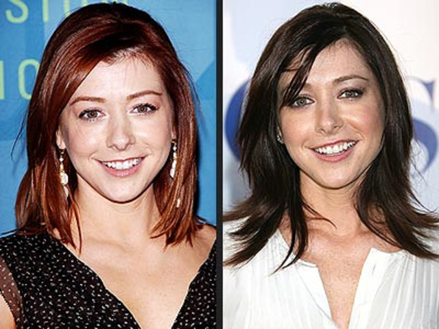 Alyson Hannigan Facelift Plastic Surgery Before and After