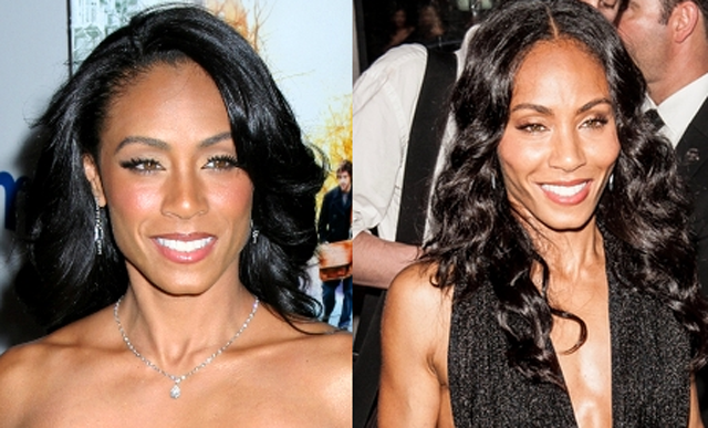 Jada Pinkett-Smith Cheek Augmentation