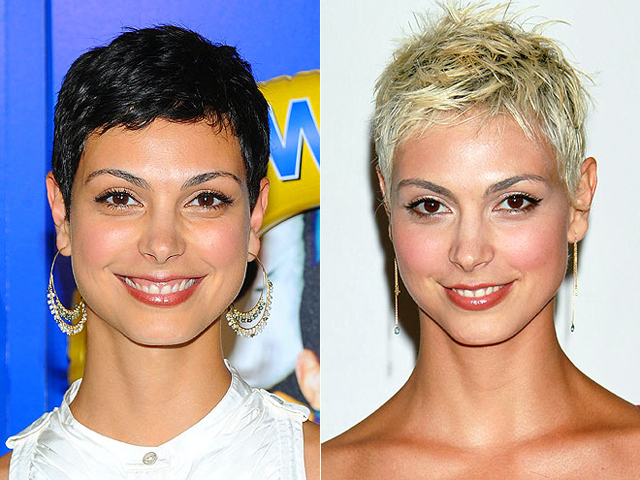 Morena Baccarin Nose Job Plastic Surgery Before and After