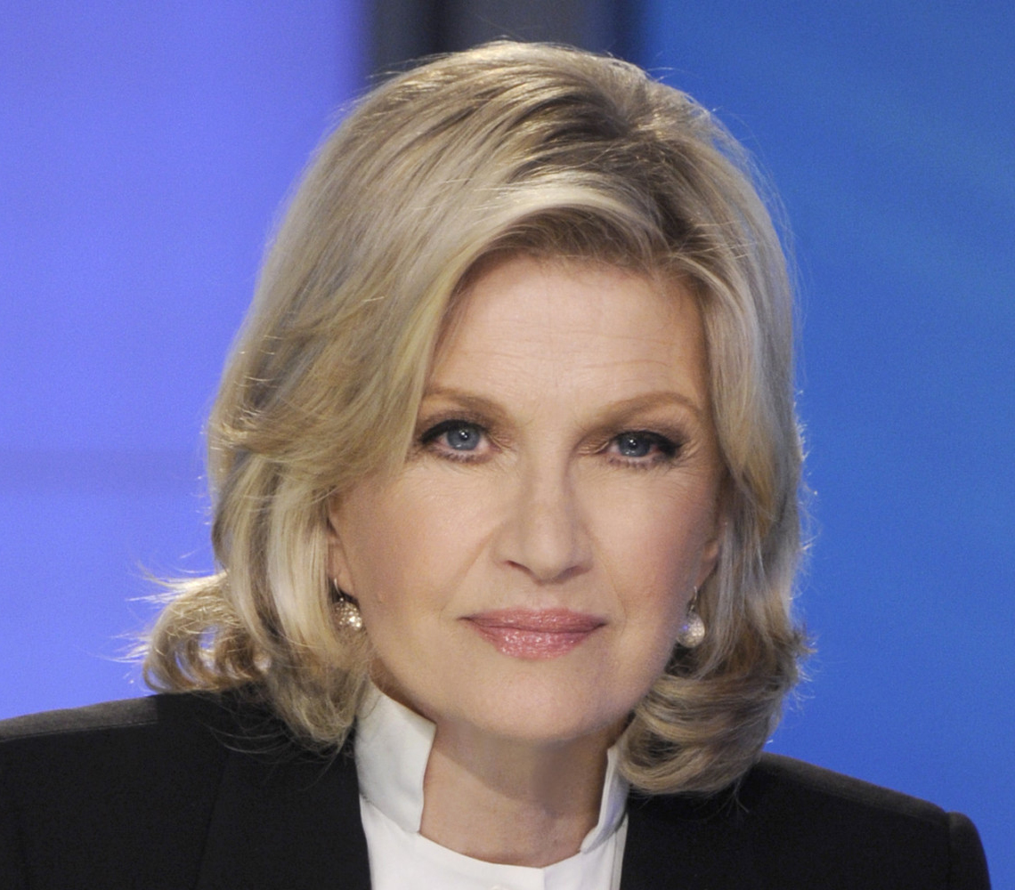 Diane Sawyer Facelift Plastic Surgery Before and After | Celebie