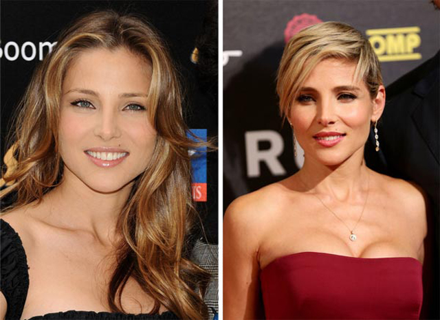 Elsa Pataky Nose Job Plastic Surgery Before and After