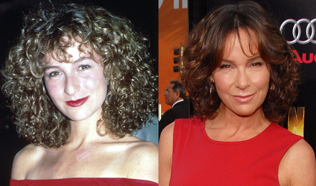 Jennifer Grey Nose Job Plastic Surgery Before and After
