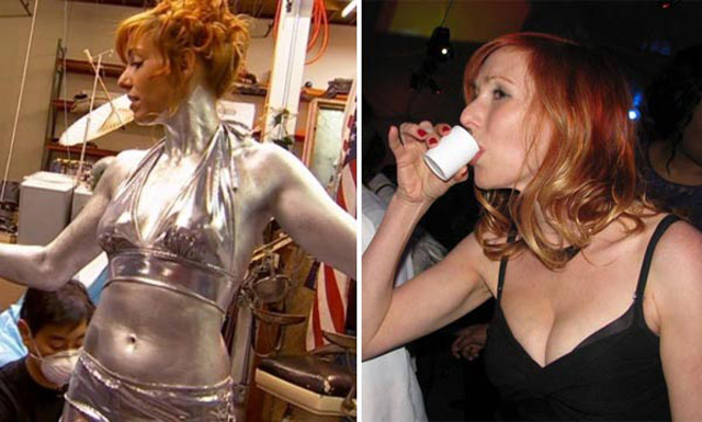Kari Byron Breast Implants Plastic Surgery Before and After