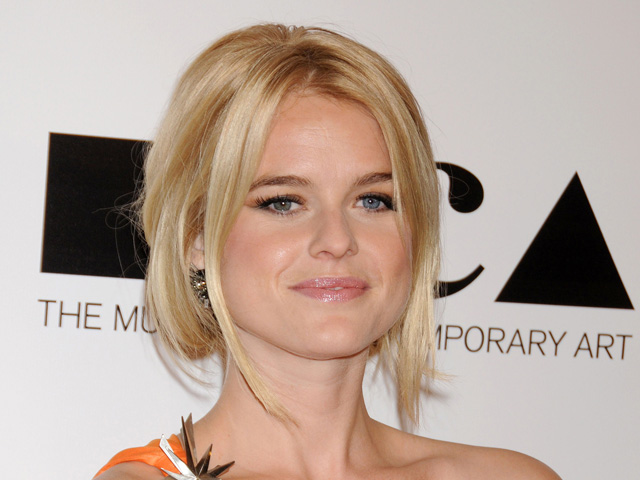 Alice Eve Beauty Routine