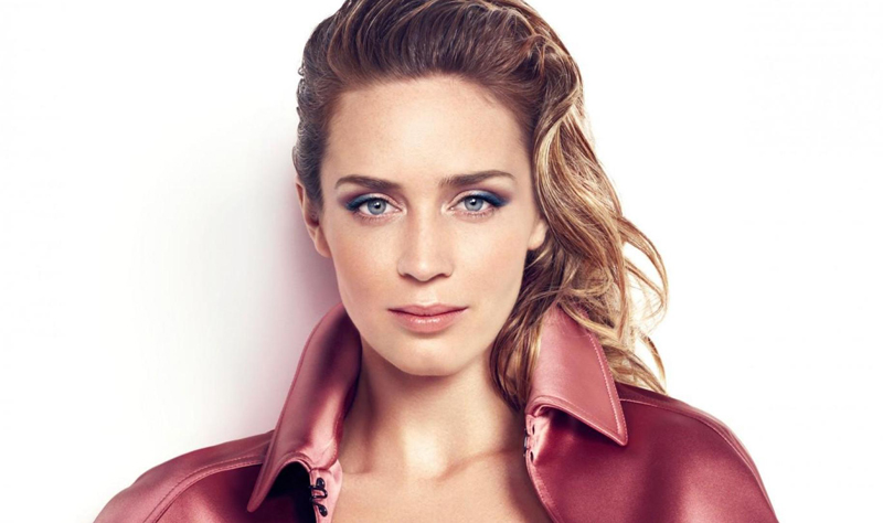Emily Blunt Beauty Routine