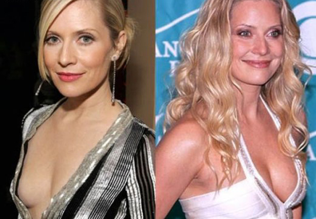 Emily Procter Breast Implants Plastic Surgery Before and After