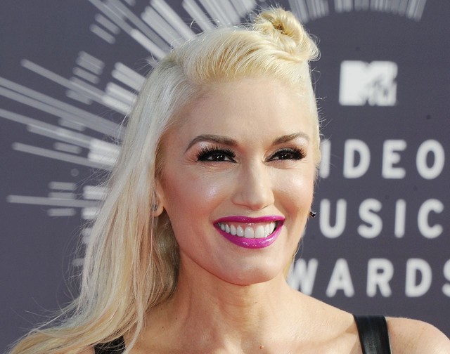 Gwen Stefani Beauty Routine
