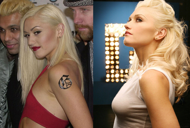 Gwen Stefani Breast Implants Plastic Surgery Before and After