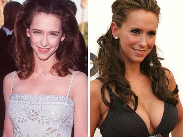 Jennifer Love Hewitt Breast Implants Plastic Surgery Before and After