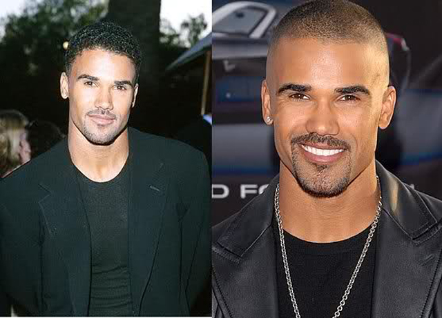 Shemar Moore Nose Job Plastic Surgery Before and After