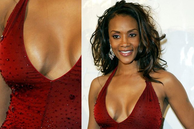 Vivica Fox Breast Implants Plastic Surgery Before and After