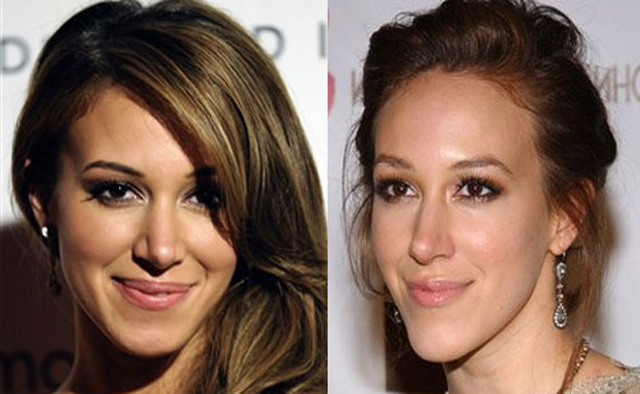Haylie Duff Nose Job Plastic Surgery Before and After ...