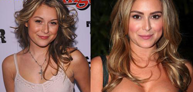 Alexa Vega Nose Job Plastic Surgery Before and After