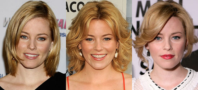 Elizabeth Banks Nose Job Plastic Surgery Before and After