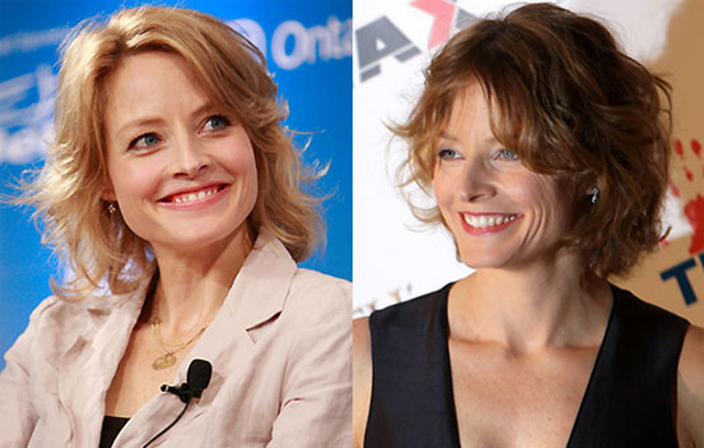 Jodie Foster Facelift Plastic Surgery Before and After