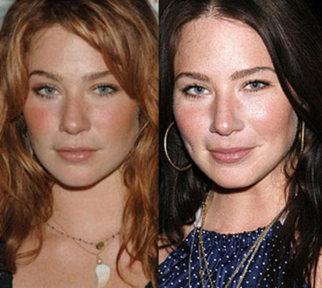 Lynn Collins Nose Job Plastic Surgery Before and After