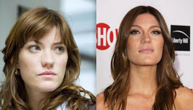 Jennifer Carpenter Nose Job Plastic Surgery Before and After