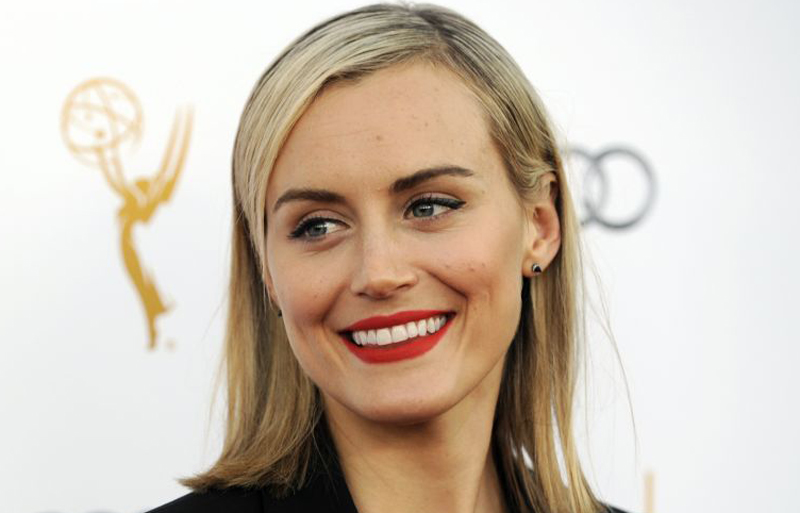 Taylor Schilling Beauty Routine
