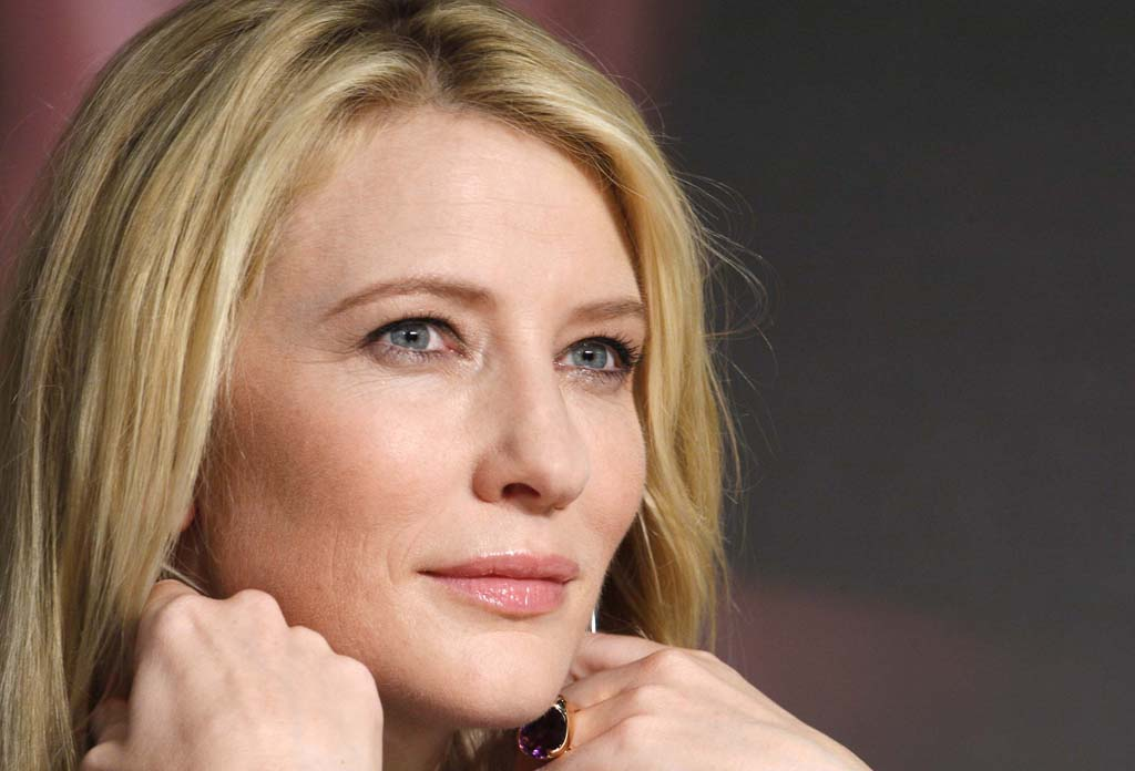 Cate Blanchett Beauty Routine