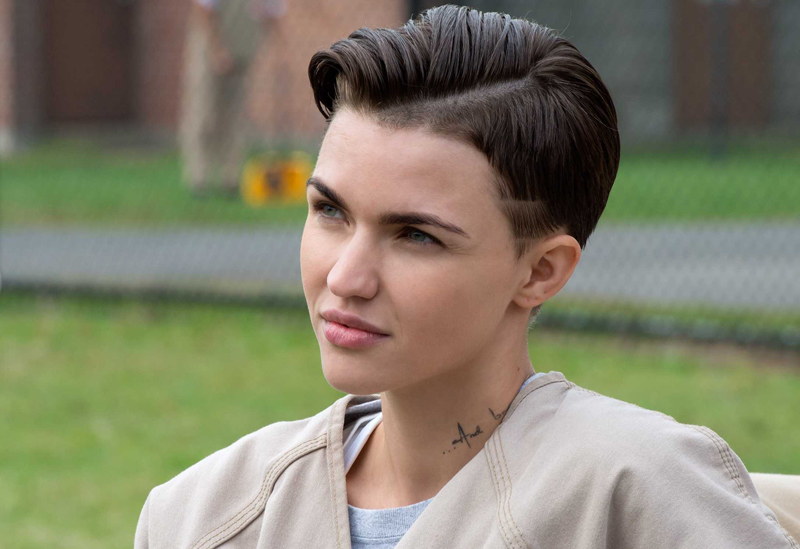Ruby Rose Diet Plan