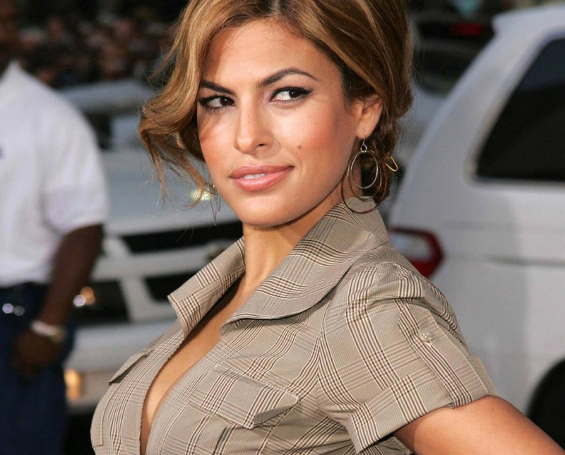 Eva Mendes Beauty Routine