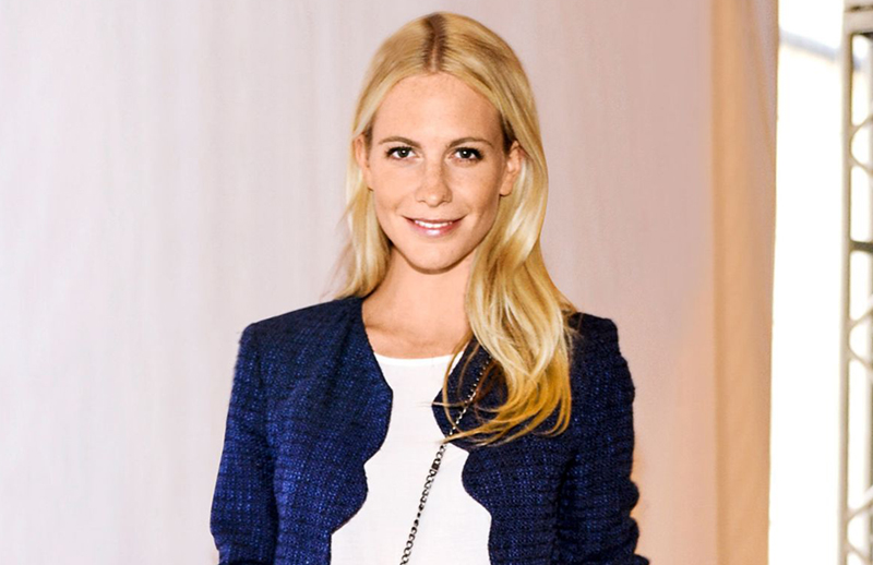 Poppy Delevingne Workout Routine