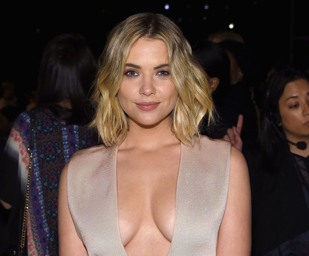 Ashley Benson Beauty Routine
