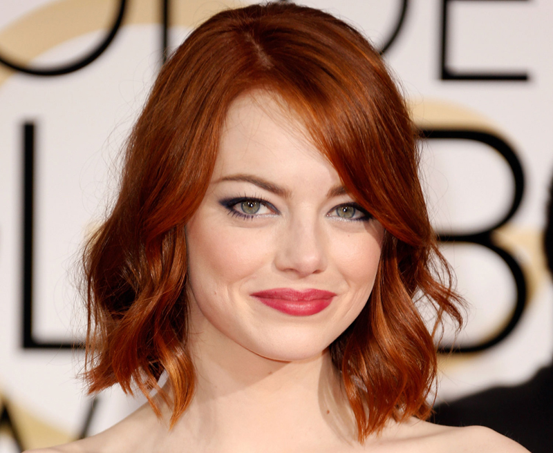 Emma Stone Beauty Routine