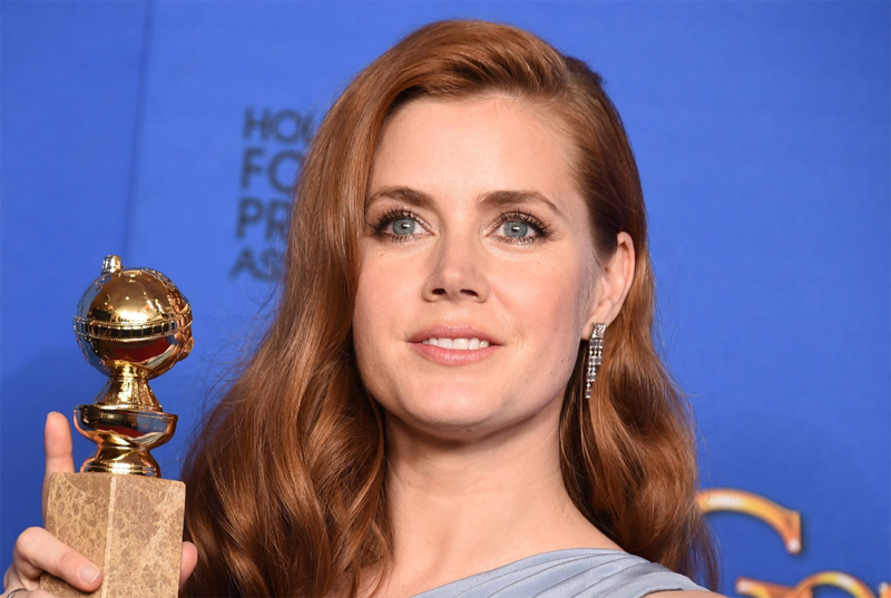 Amy Adams Beauty Routine