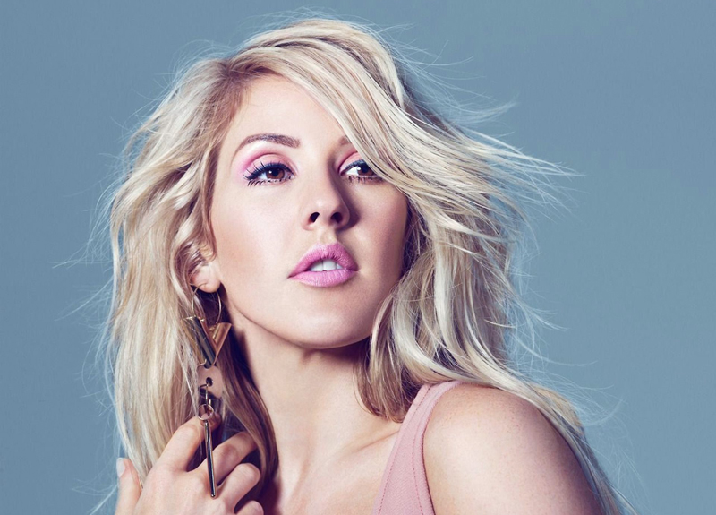 Ellie Goulding Beauty Routine