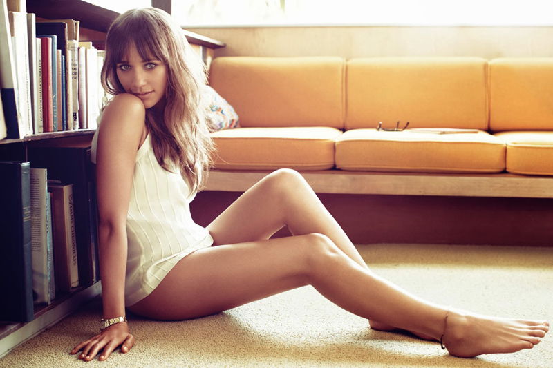 Rashida Jones Workout Routine