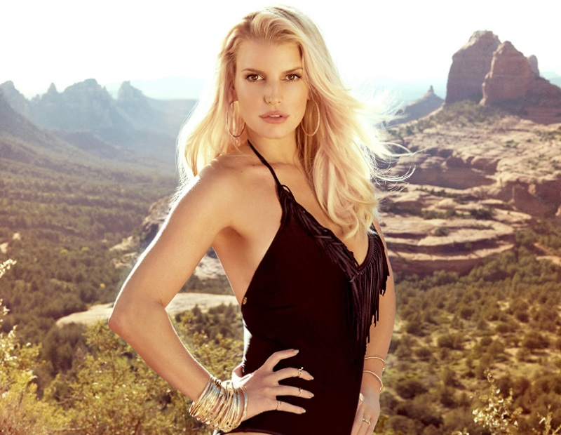 Jessica Simpson Workout Routine