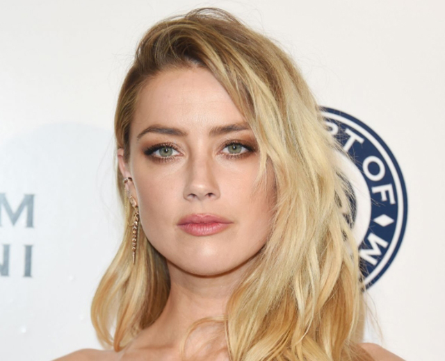 Amber Heard Beauty Routine