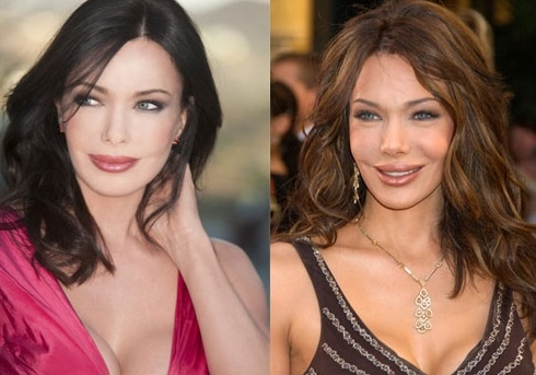 Hunter Tylo Plastic Surgery Before and After