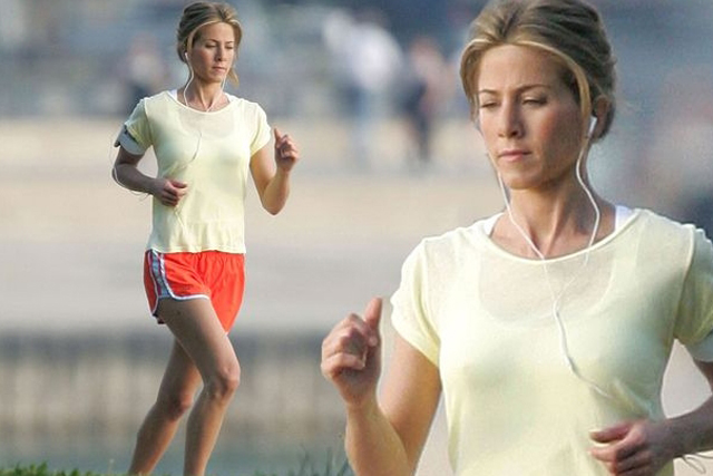 Jennifer Aniston Workout Routine