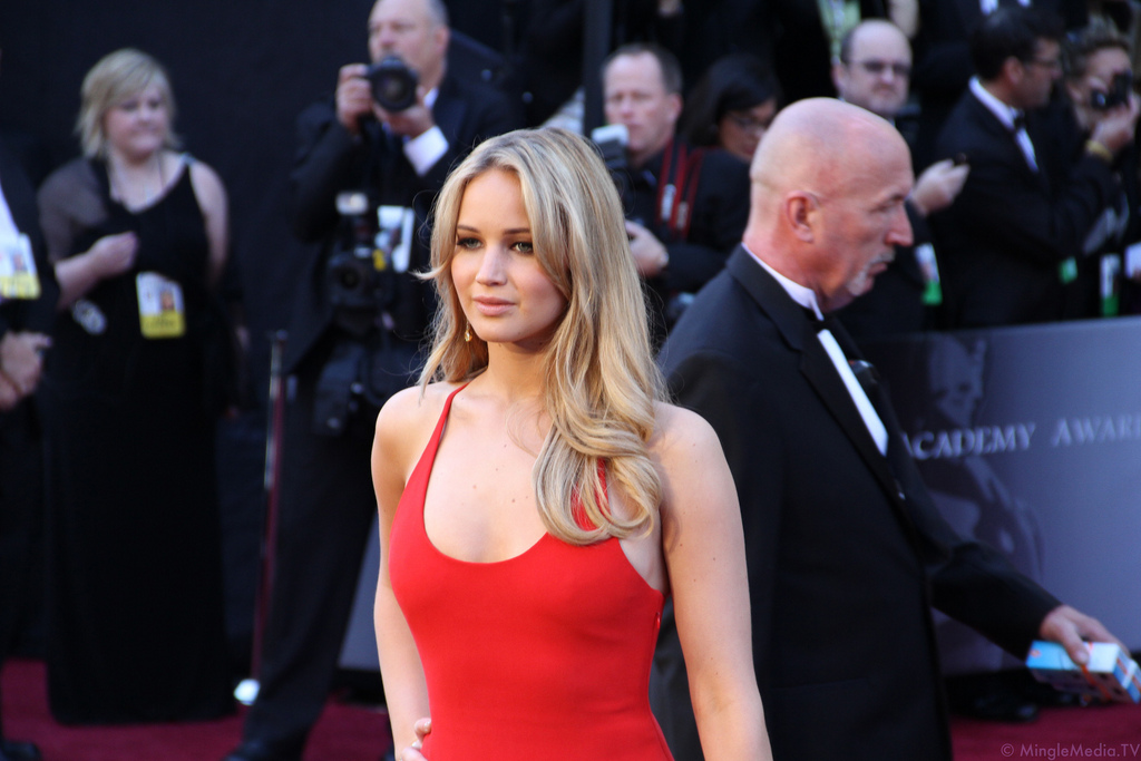 Jennifer Lawrence - Height, Weight, Bra Size, Measurements  Bio-4609